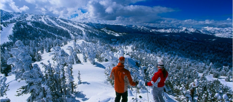 Spring Skiing in Mont Tremblant, Canada