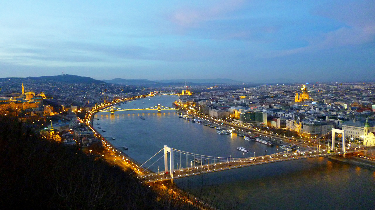 Image result for hungary danube river