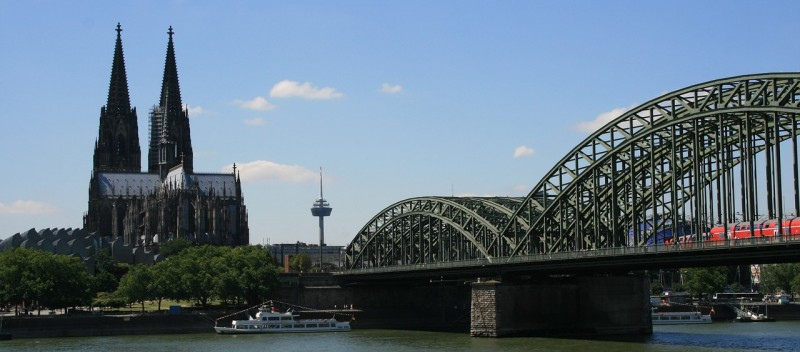 Cologne, Germany - Rhine River Cruise