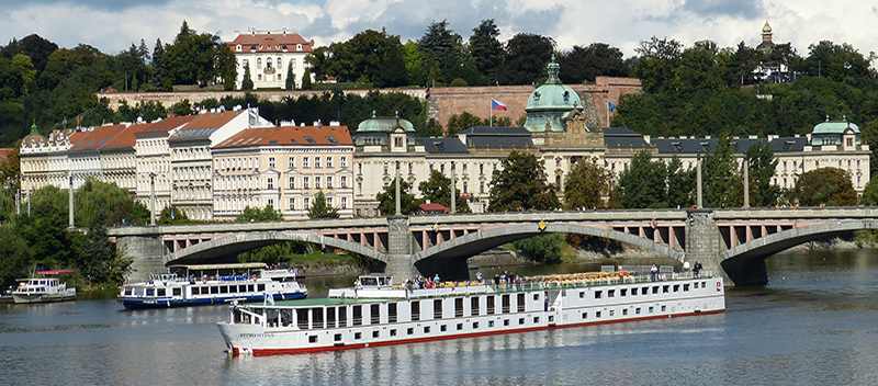 Prague - Danube River Cruise