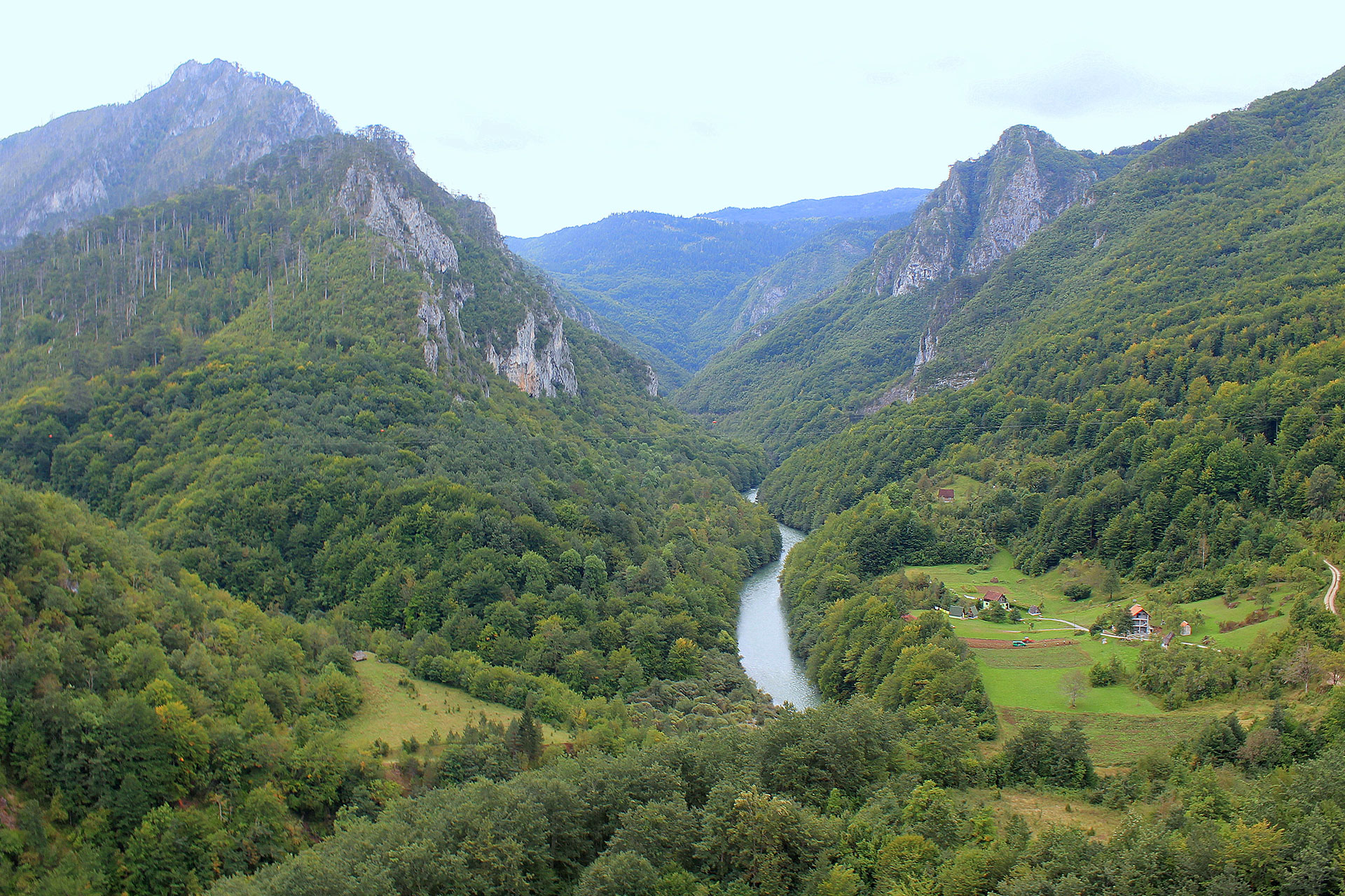 Durmitor National Park, Montenegro, image courtesy Pather Alexiy from WikiMedia