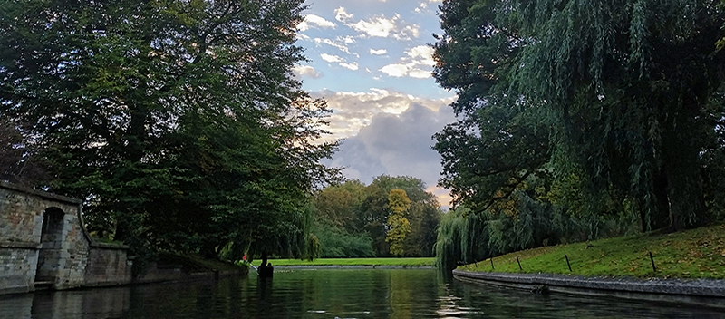River Cam, Cambridge, England