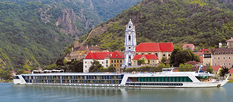 AmaWaterways AmaBella European river cruise