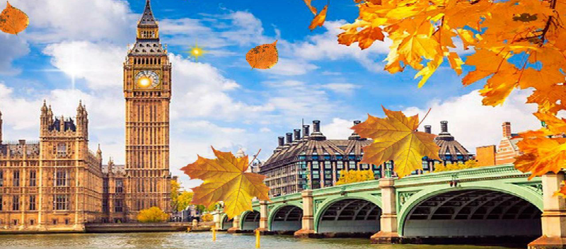 5 Best Reasons to Visit London in the Fall